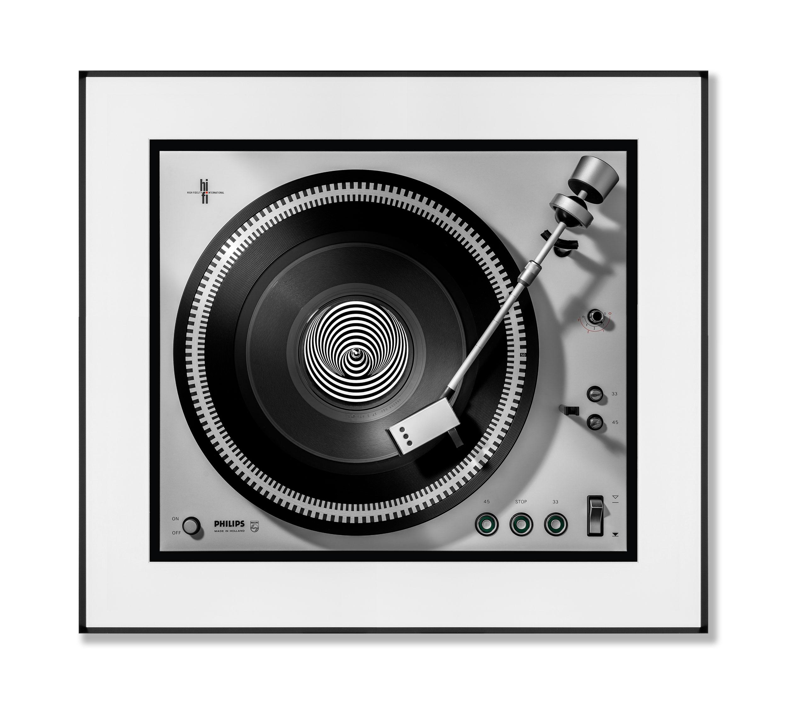 Vinylography No. 6 Black Sabbath Paranoid on Philips