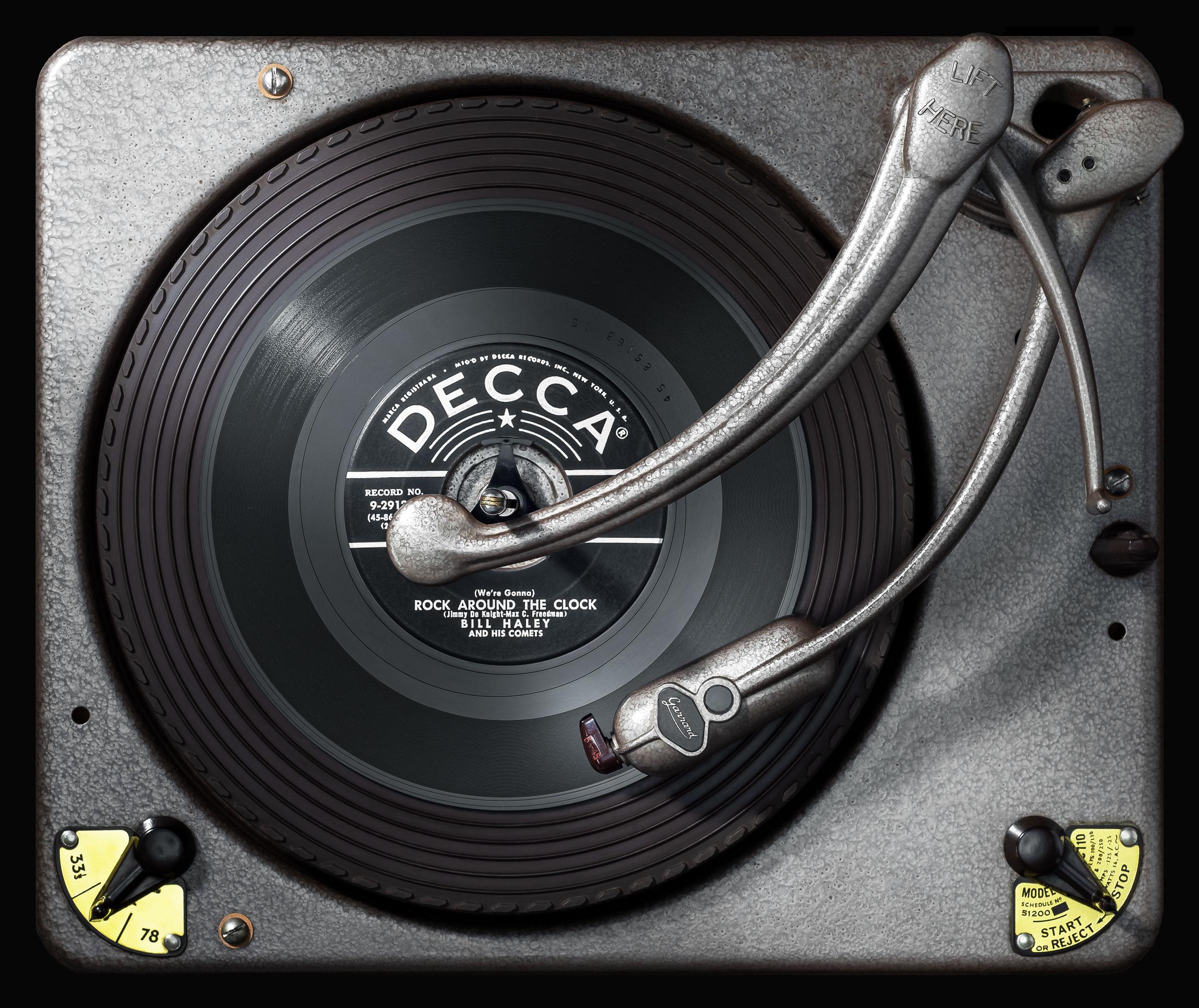 Vinylography No. 11 Bill Haley Rock Around The Clock on Garrard RC 110